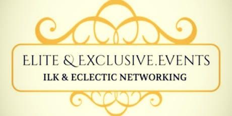 VIP NETWORKING & LUXURY BAZAAR PRIVATE SALE! tickets