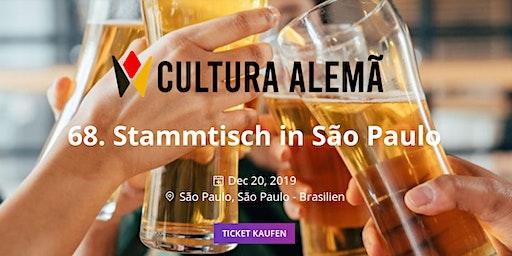 68. Stammtisch in São Paulo