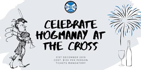 Hogmanay at The Cross tickets
