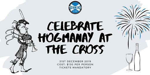 Hogmanay at The Cross