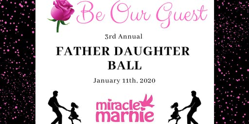 Be Our Guest Father Daughter Ball