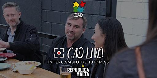 CADlive! Language Exchange - Intercambio de Idiomas