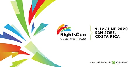 RightsCon Costa Rica 2020 tickets