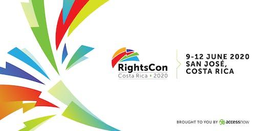 RightsCon Costa Rica 2020