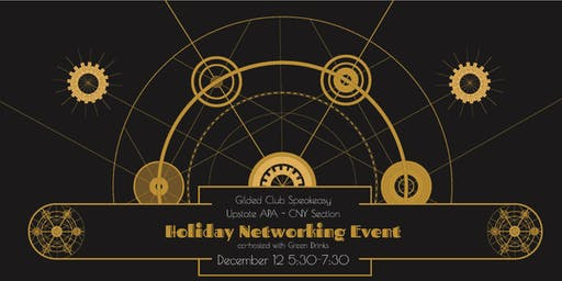 Holiday Networking Event  (APA CNY Section + Green Drinks)