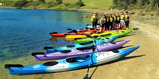 Women's Minnamurra Kayaking Day Trip // 16th February