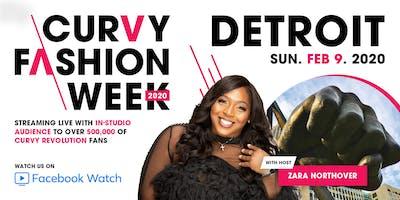 CURVY Fashion Week: Detroit Edition S/S 2020