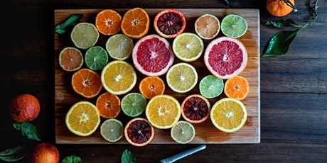 Sunny Citrus, with Jill Wilcox tickets