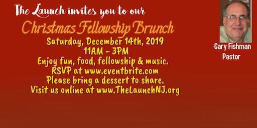 Christmas Fellowship Brunch