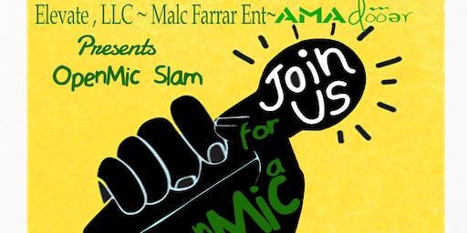 Open mic/ Slam