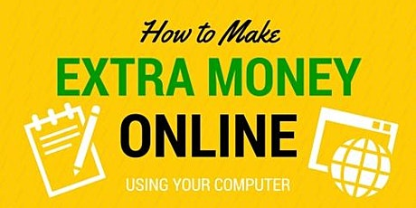 Earn Extra Money Online On Ecommerce : These Are The Best Source Of Revenue tickets