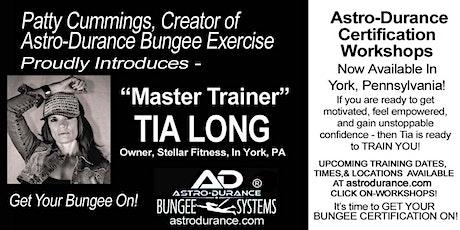 ASTRO-DURANCE 1-Day Master Trainer Bungee Workshop, Pennsylvania, Mar 21 tickets