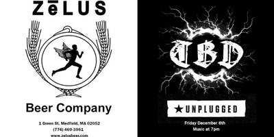 TBD Unplugged at the ZēLUS Taproom