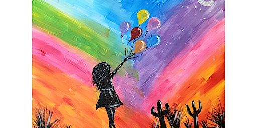 Balloon Girl - Six Tanks