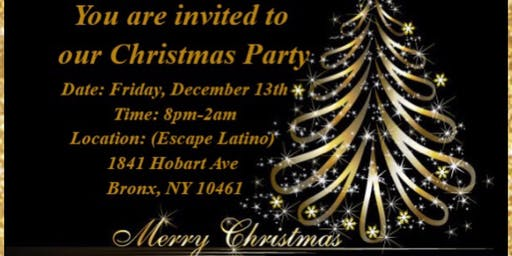 URR Christmas Party