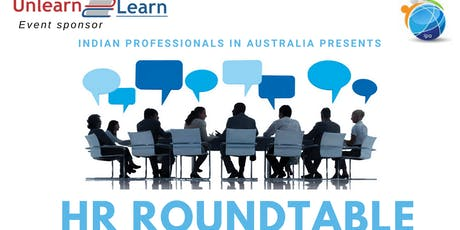 IPA HR Roundtable tickets