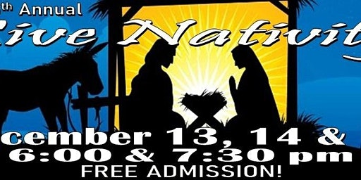 Trinity Baptist presents the 35th Annual Live Nativity