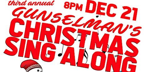 Gunselman's Christmas Sing Along tickets