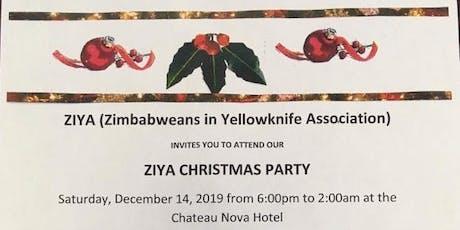 ZIYA Christmas Party tickets
