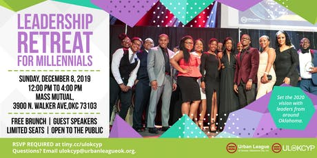 Leadership Retreat for Millennials tickets