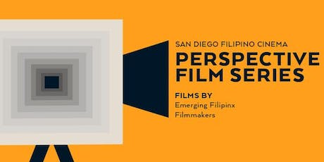 Perspective Film Series: Films by Emerging Filipinx Filmmakers tickets