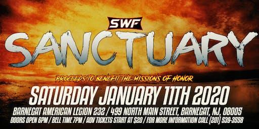 SWF Wrestling Presents Sanctuary
