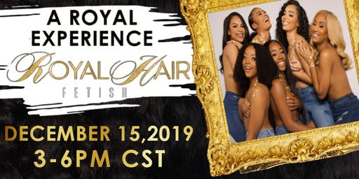 Crowned By Rykkia Presents: A Royal Experience