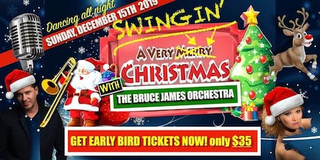 A Very Swingin'Christmas! tickets