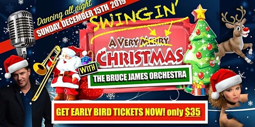 A Very Swingin'Christmas!