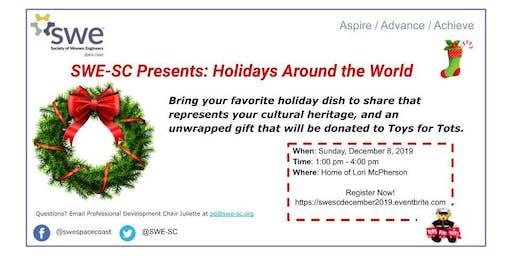 SWE-SC Presents: Holidays Around the World