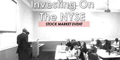 Symorinvestments.com Presents :Build Wealth with Stocks (Investment Q & A) tickets