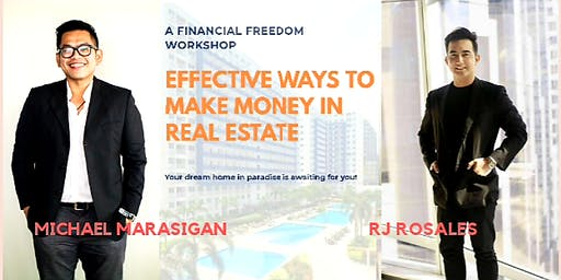 Effective Ways To Make Money In Real Estate