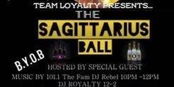 The Sagittarius Ball