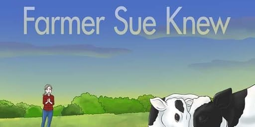 Farmer Sue Knew : Book Signing & Reading w/author Tabatha James