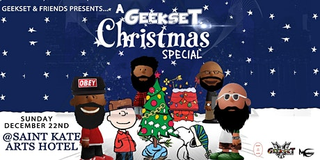 A Geekset Christmas Special tickets