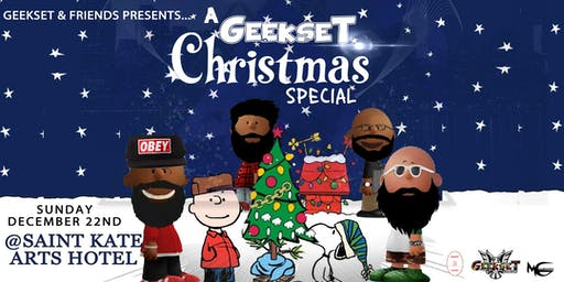 A Geekset Christmas Special