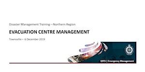 DM Training - Evacuation Centre Management