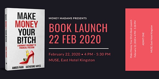 Make Money Your B!tch book launch