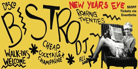 Disco Bistro: NYE at Neptune tickets