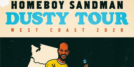 "Homeboy Sandman and Quelle Chris' ""Dusty Tour"" featuring Special Guests tickets"
