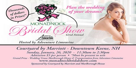Monadnock Bridal Show tickets