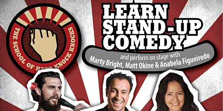 Learn stand-up comedy in Sydney this January with Matt Okine tickets