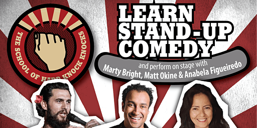 Learn stand-up comedy in Sydney this January with Matt Okine
