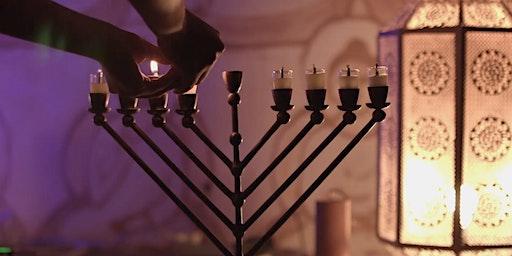 Hanukkah X: Fire & Stars