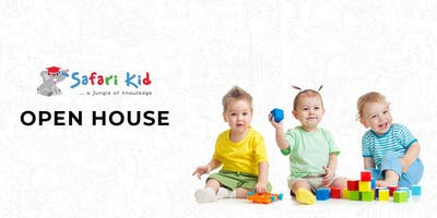 Safari Kid Nursery JBR Open House!