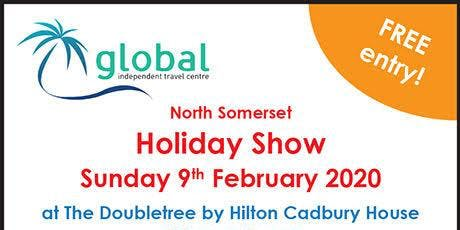 North Somerset Holiday Show tickets