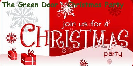 The Green DoorChristmas Party 2019 tickets