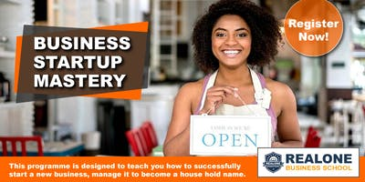BUSINESS STARTUP MASTERY