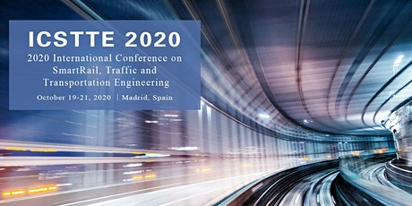 Conference on SmartRail, Traffic and Transportation Engineering(ICSTTE 2020 entradas