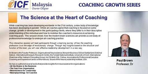 ICF Coaching Growth Series: The Science at the Heart of Coaching